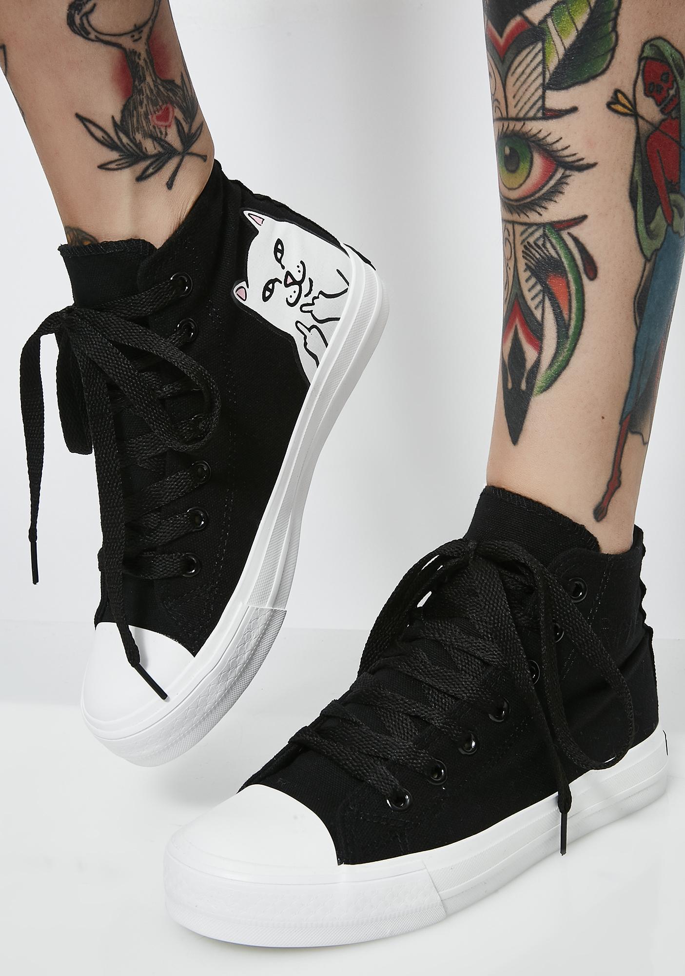 RIPNDIP Nerm High Top Sneakers