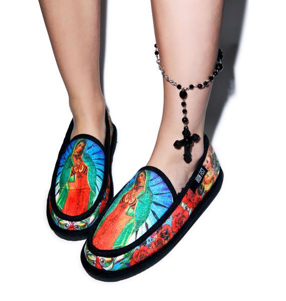 Iron Fist Like A Virgin House Shoe