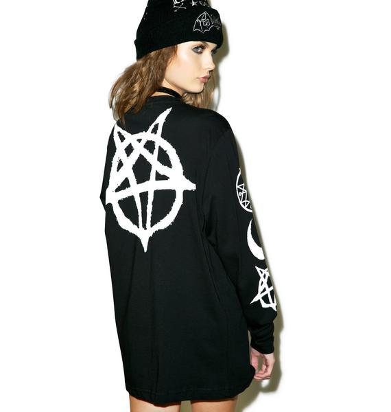Disturbia Ouija Long Sleeve T-Shirt