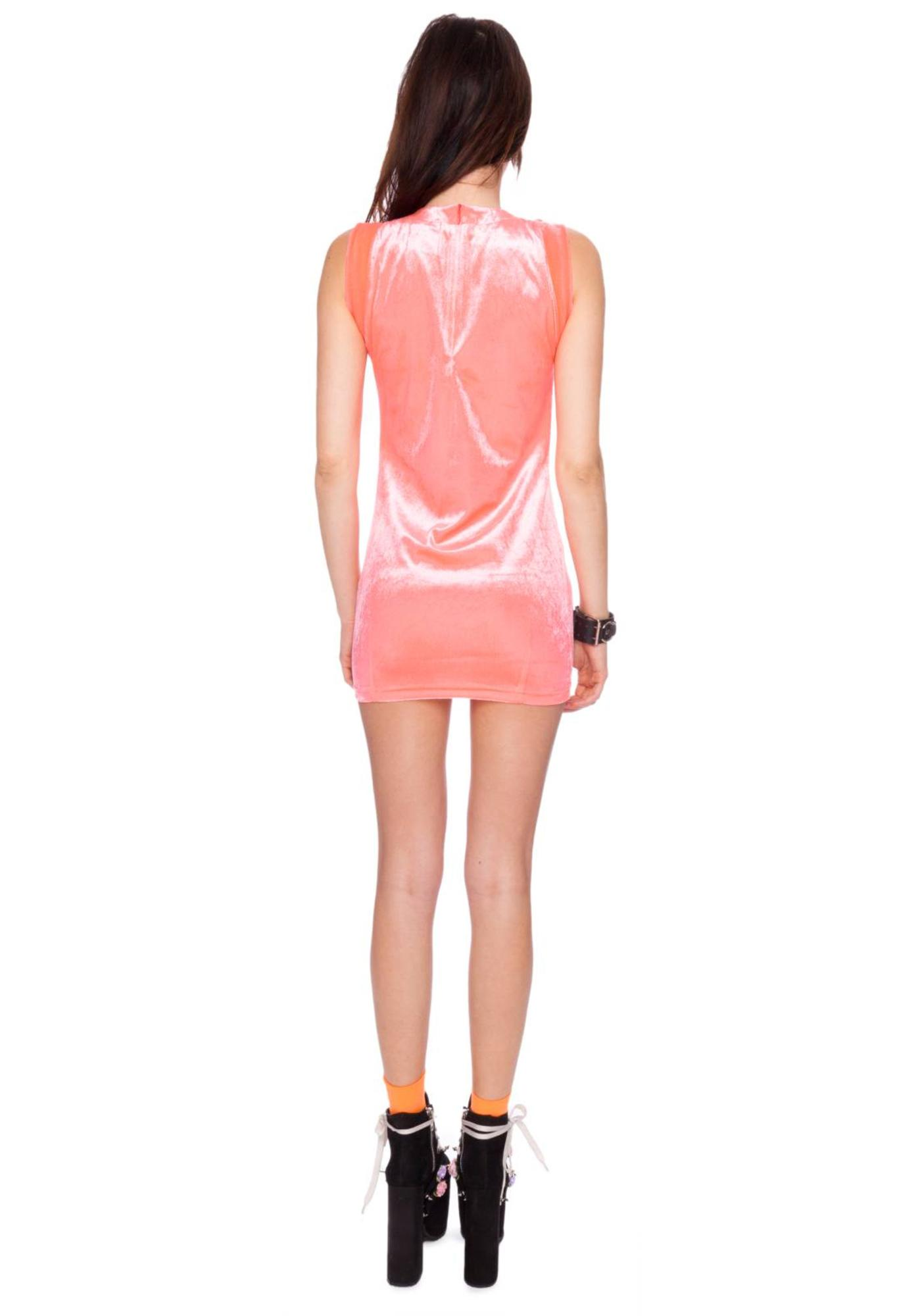 UNIF Love Punch Dress