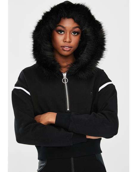 Blair Half-Zip Pullover Hoodie