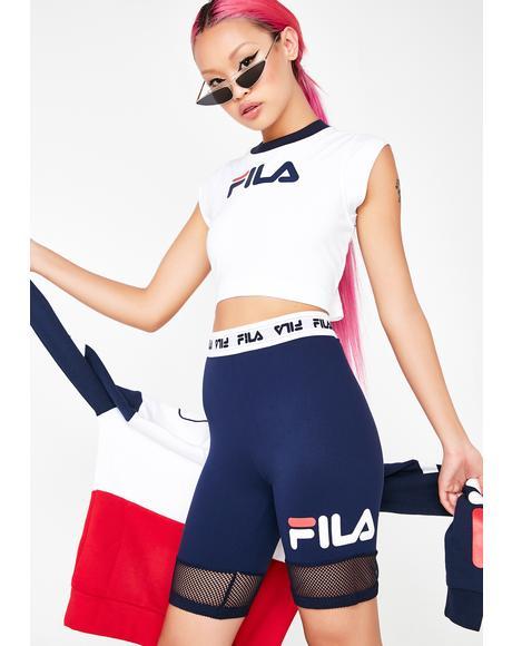 Donatella Tight Shorts
