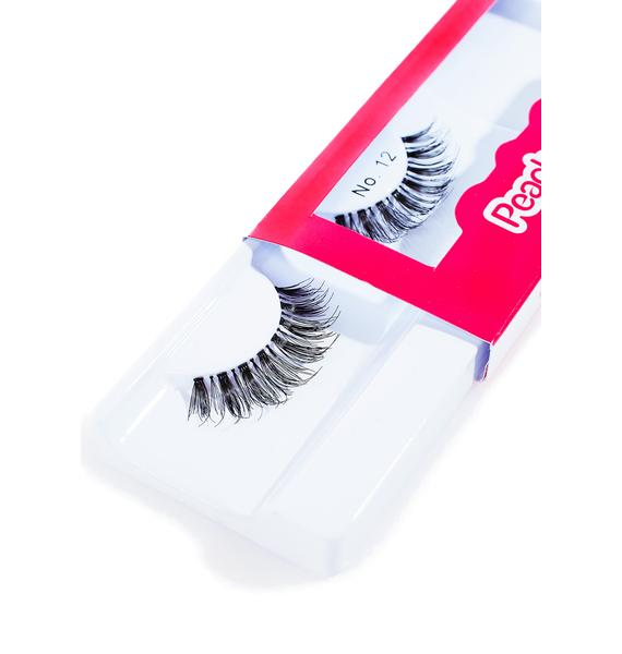 Peaches & Cream No. 12 False Lashes