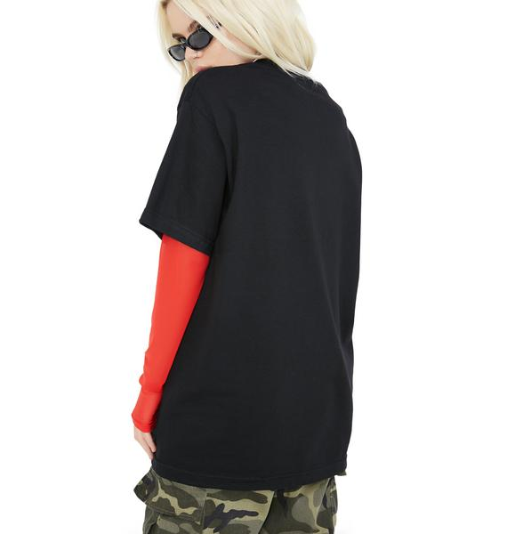 Mishka King Size Death Tee