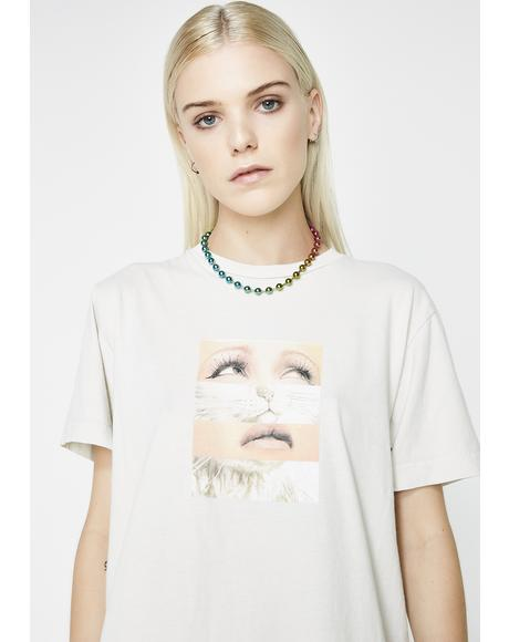 Pussy Face Tee