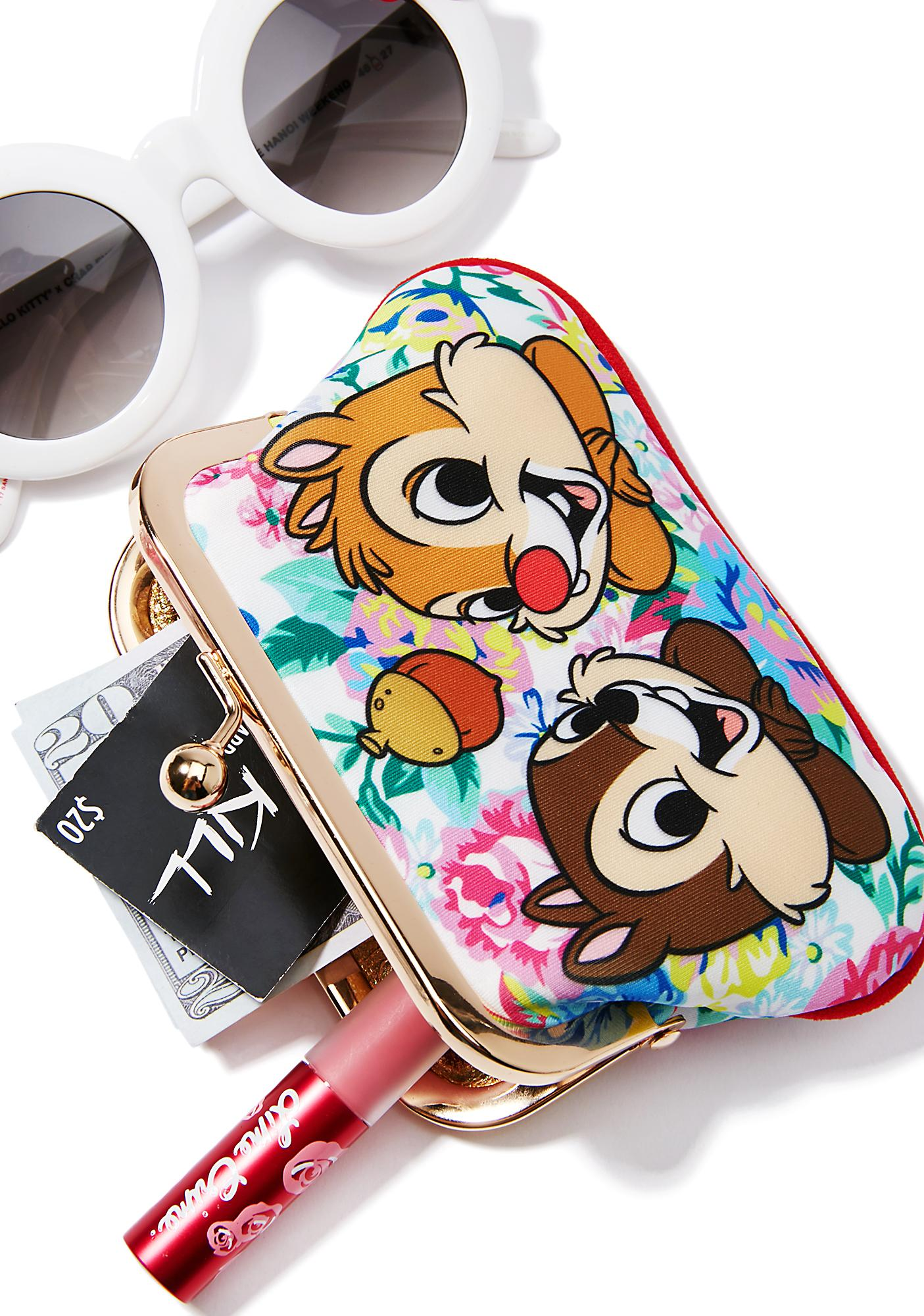 Irregular Choice Chip N' Dale Coin Purse