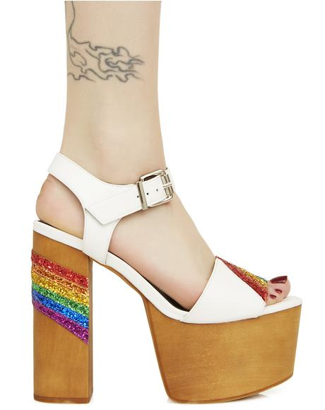 Chasing Rainbows Platforms