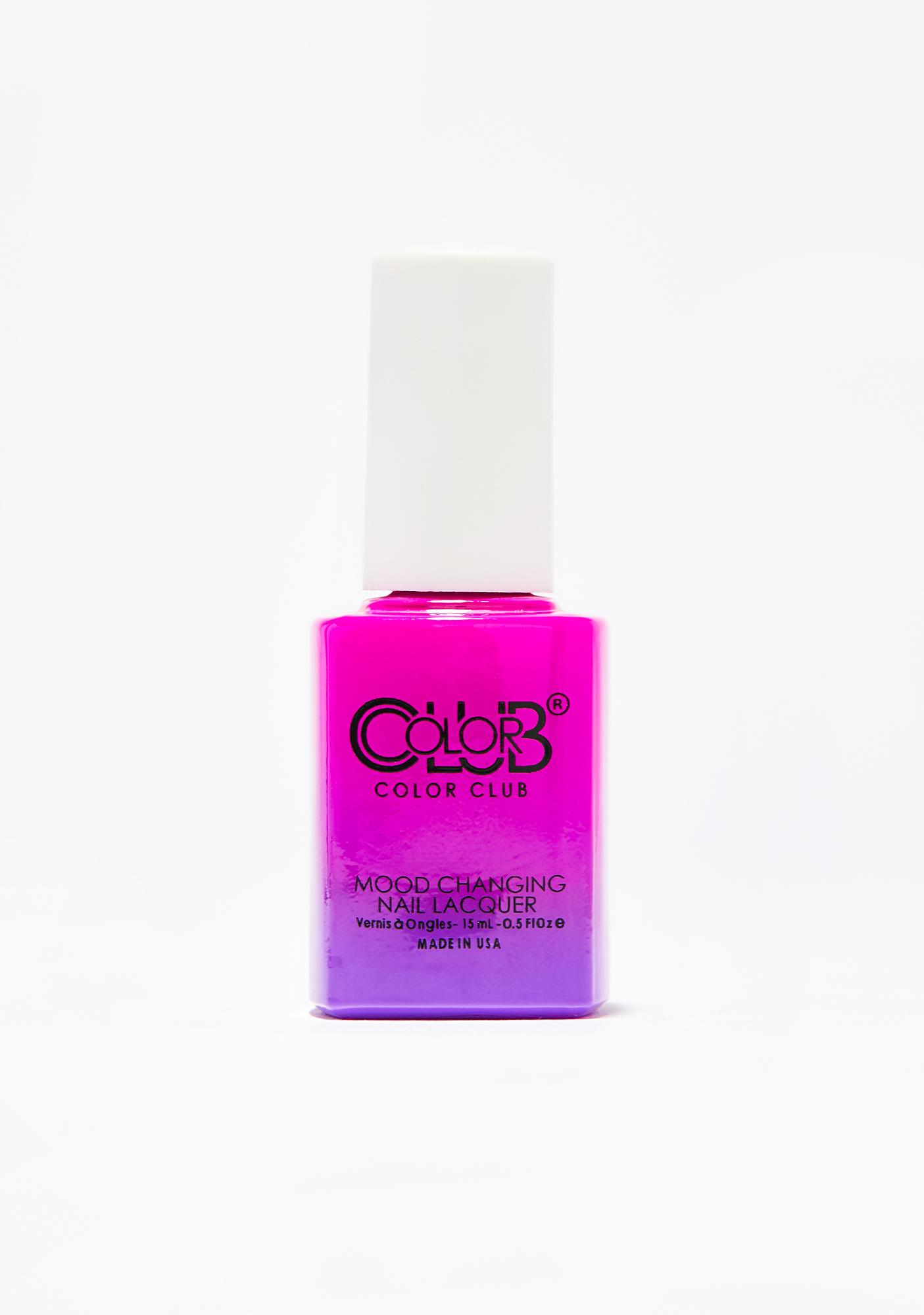 Color Club Tie Dye Oh My Mood Nail Polish