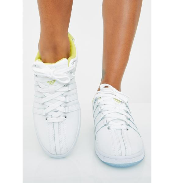 K-SWISS X Clueless Classic Sneakers
