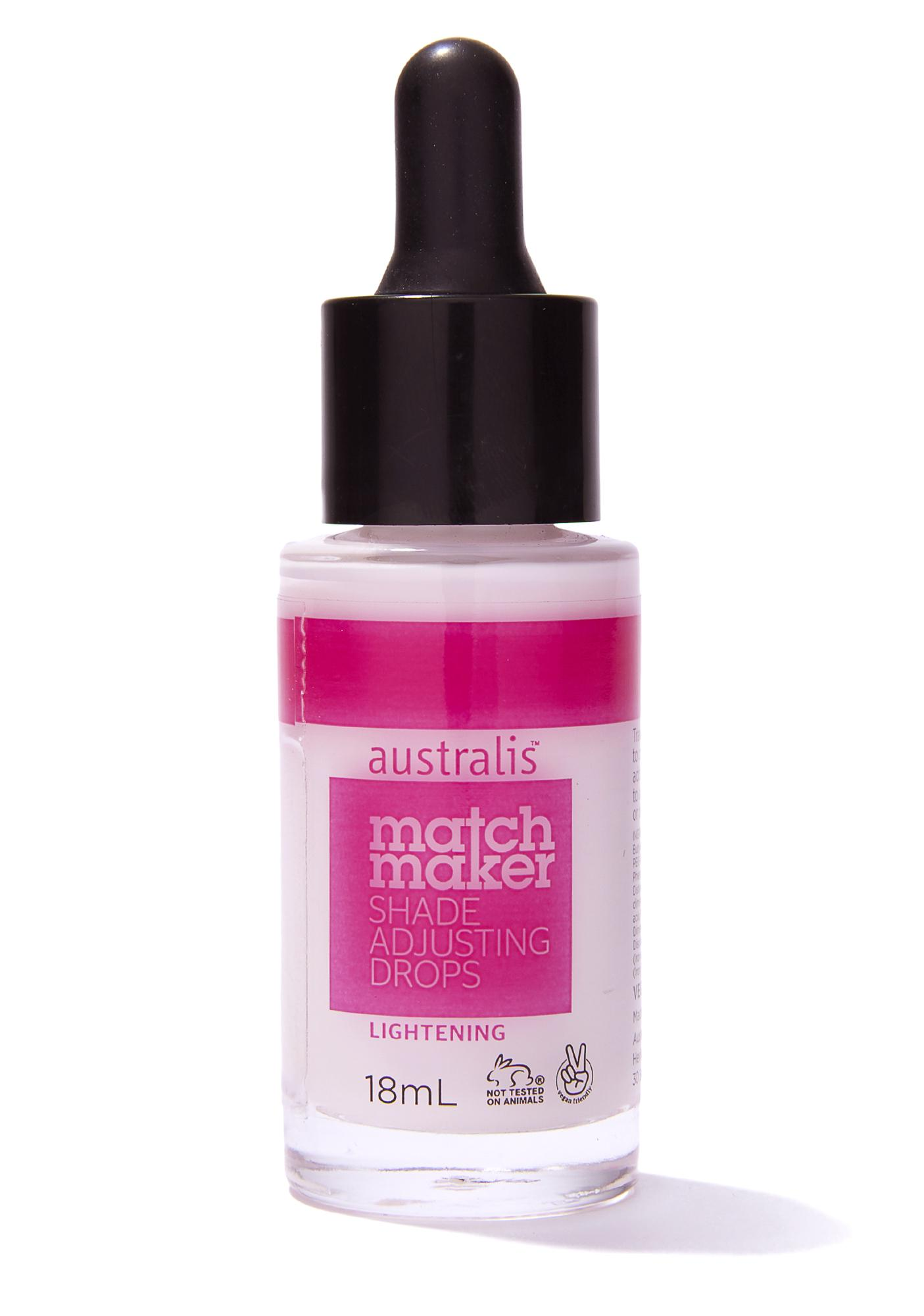 Australis Lightening Foundation Mixer Drops