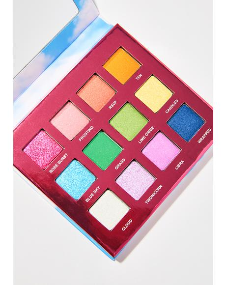 Birthday Eyeshadow Palette