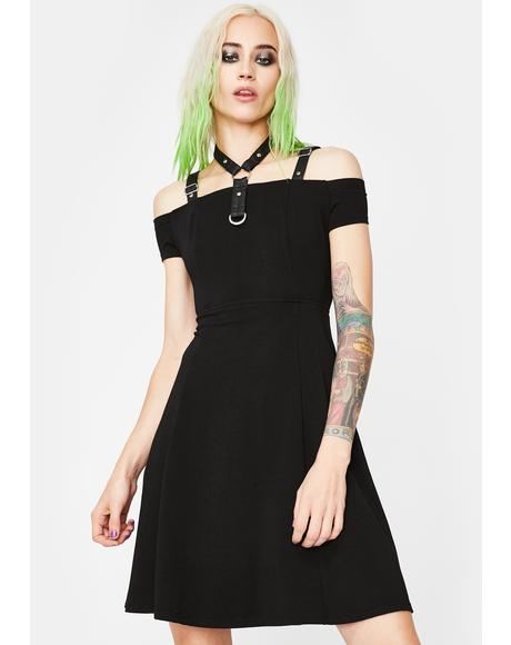 Nova Off The Shoulder Dress