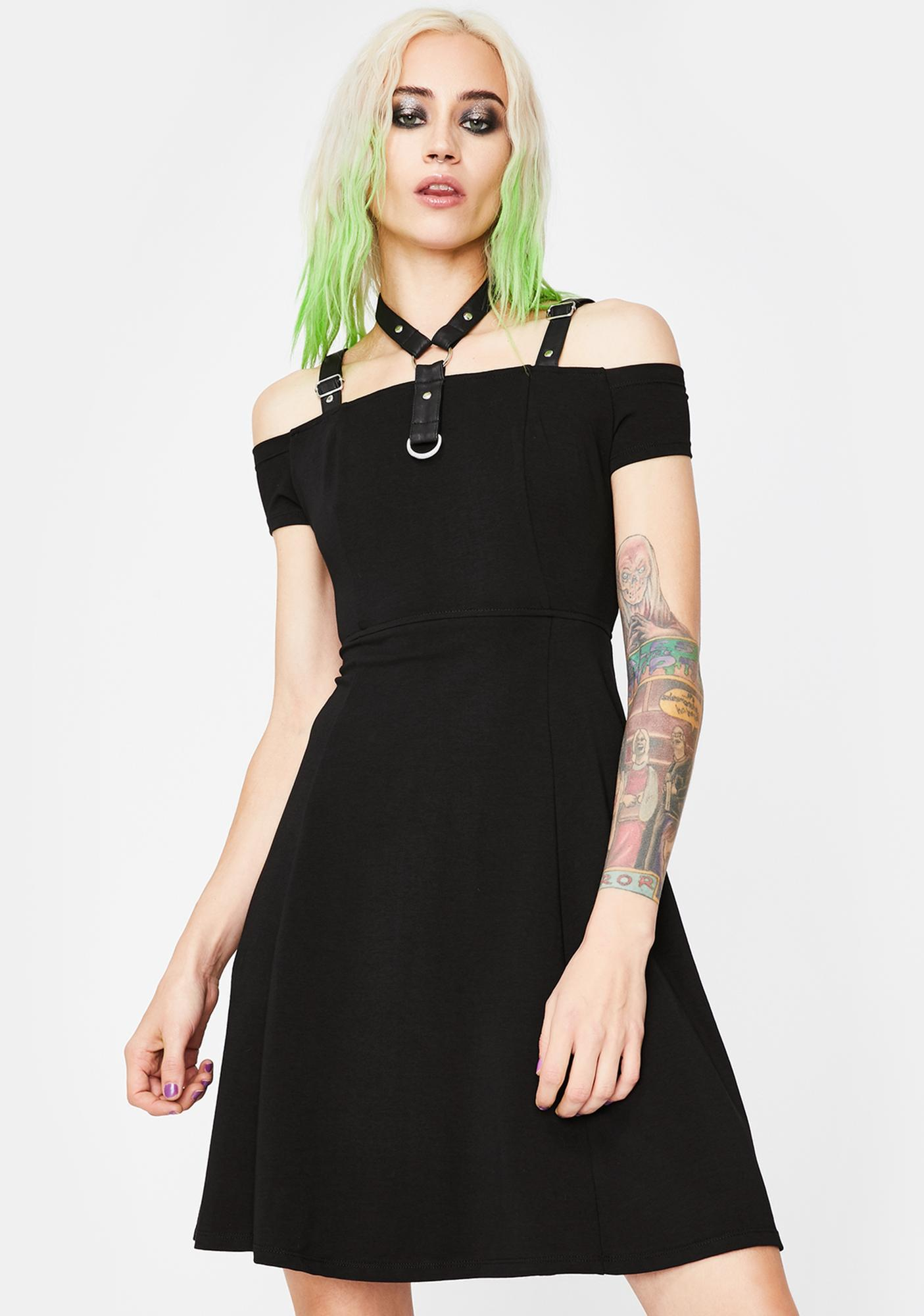 Tripp NYC Nova Off The Shoulder Dress