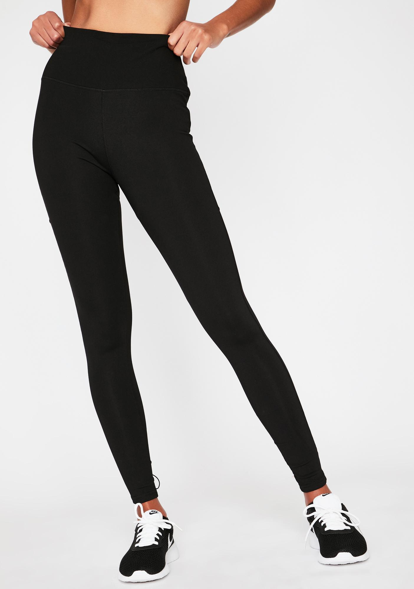 Just Won't Stop Sports Leggings