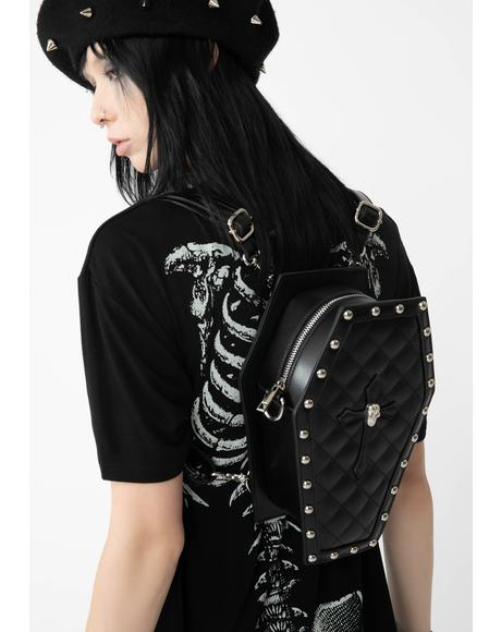 Deadly Secrets Coffin Bag