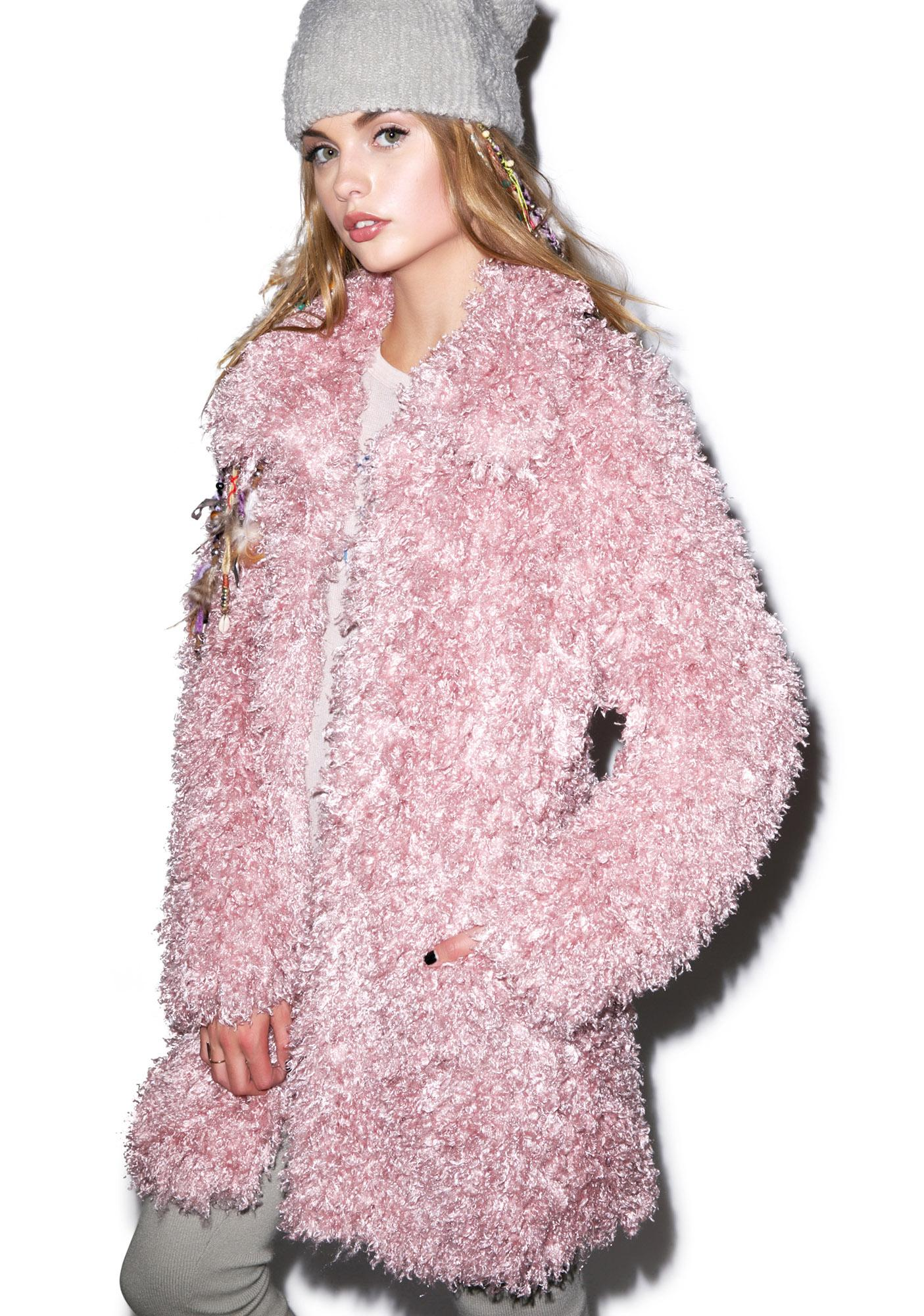Unreal Fur De-Fur Coat