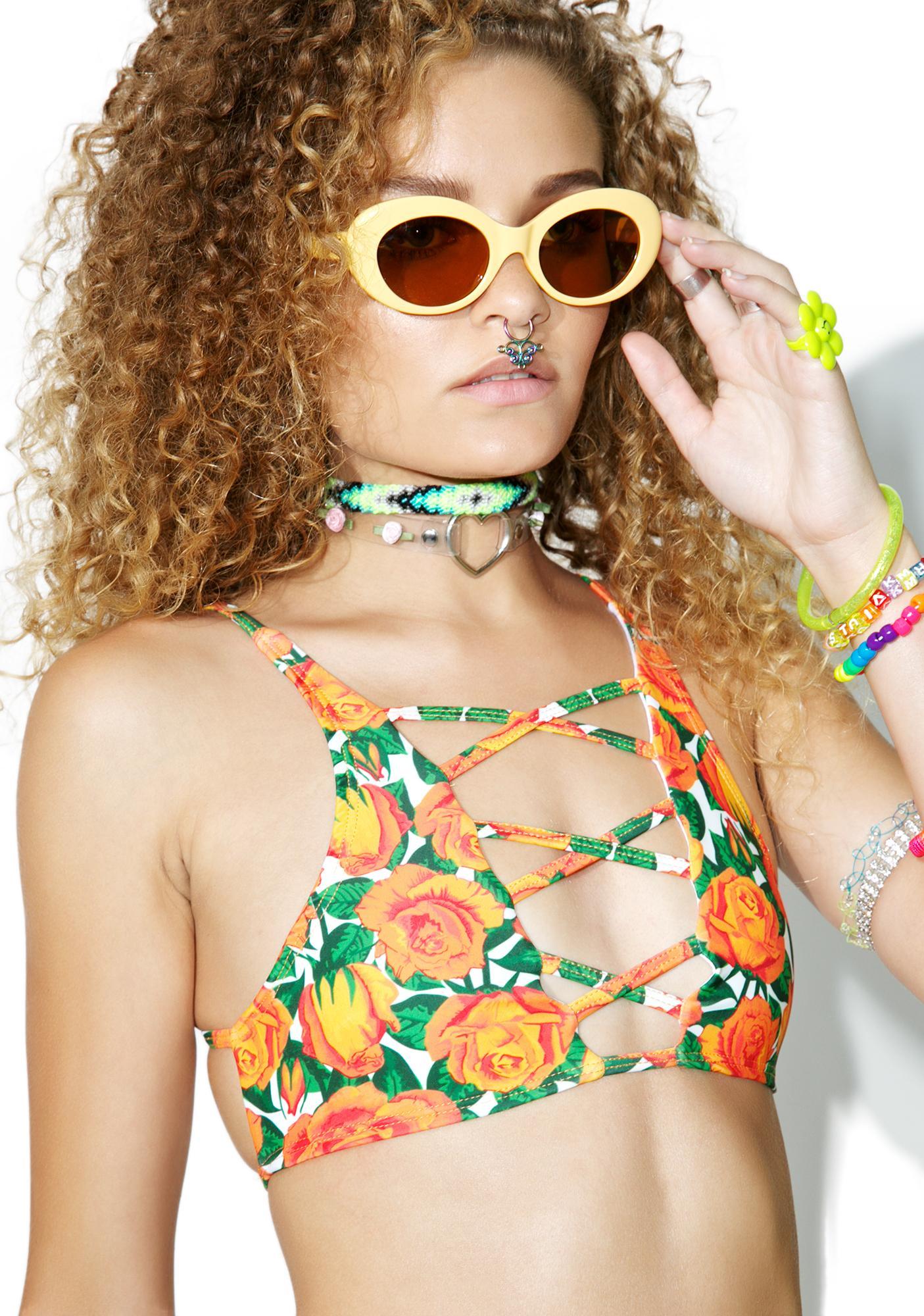 Velvet Sphynx The Juan Bikini Top