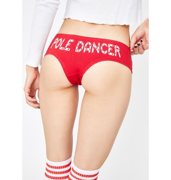 Cartel Ink Pole Dancer Panties
