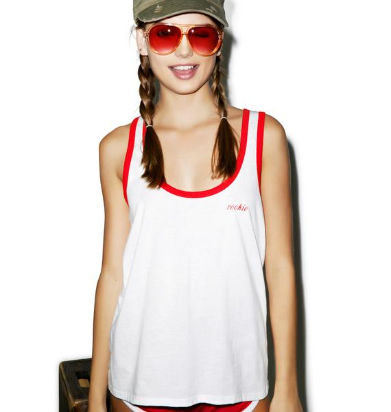 Camp Collection Rookie Racerback Tank
