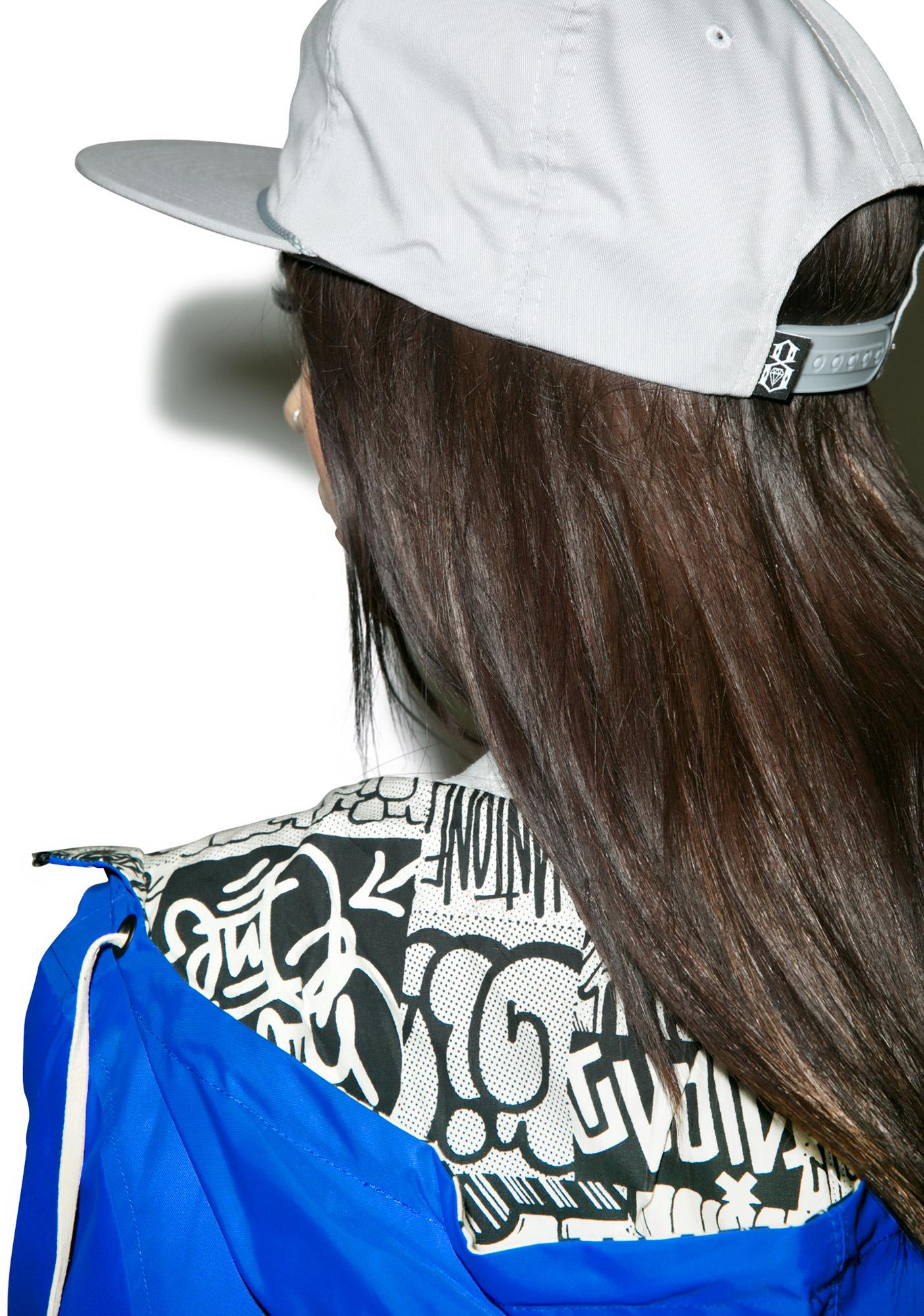 Rebel8 Tap The Rockies Snapback