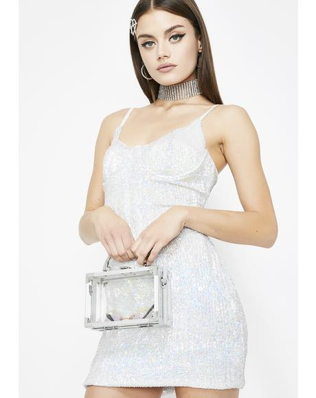 Icy High Beamz Bustier Dress