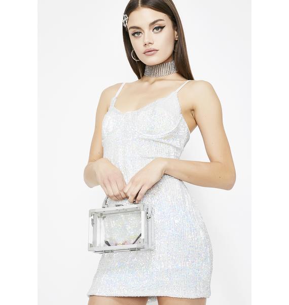 Icy High Beamz Bustier Dress