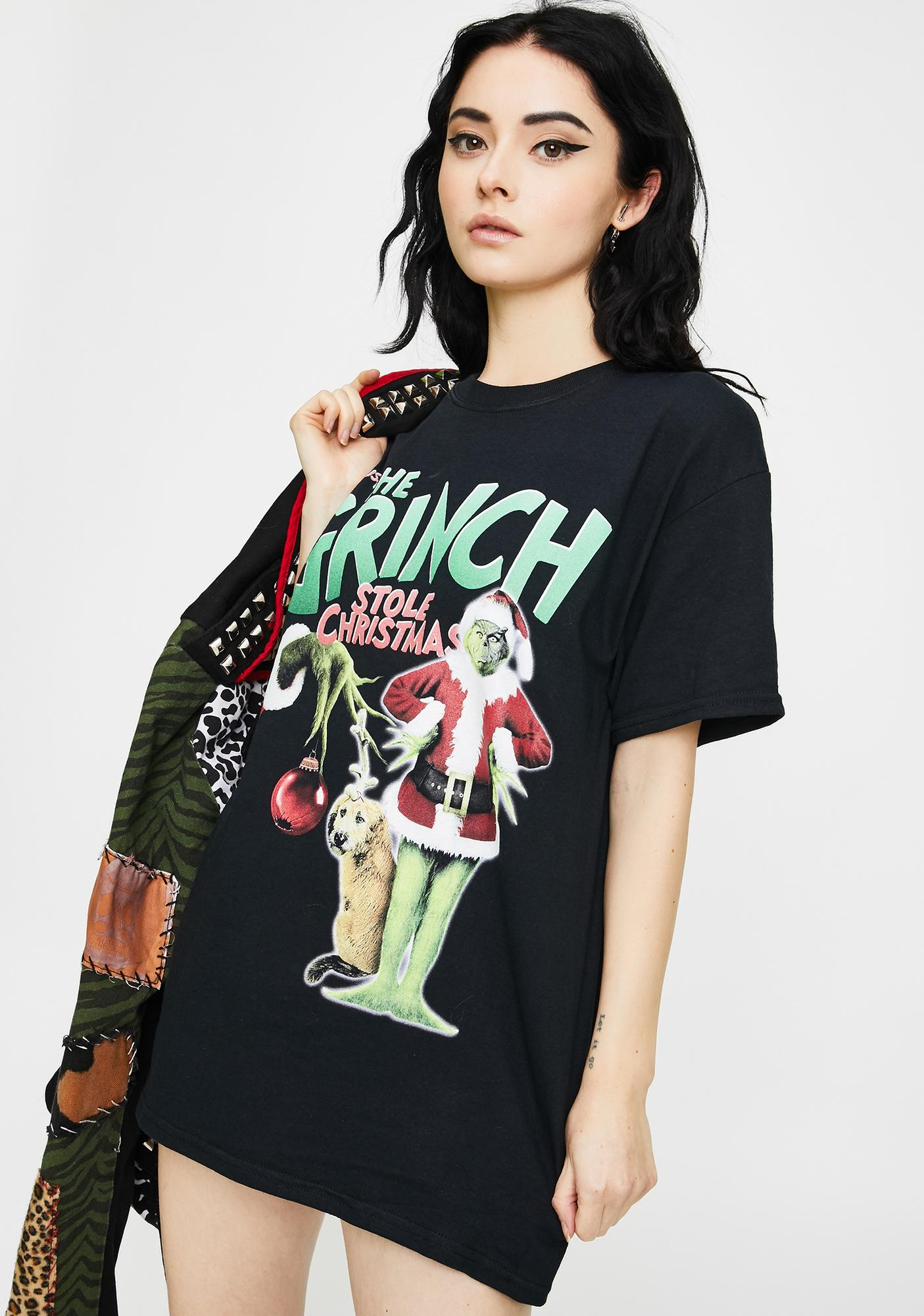 Homage Holiday Hater Graphic Tee