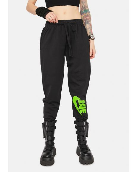 Illegal Rave Sweatpants