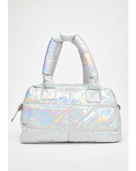Urban Mystic Holographic Purse