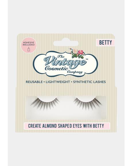 Betty False Strip Lashes