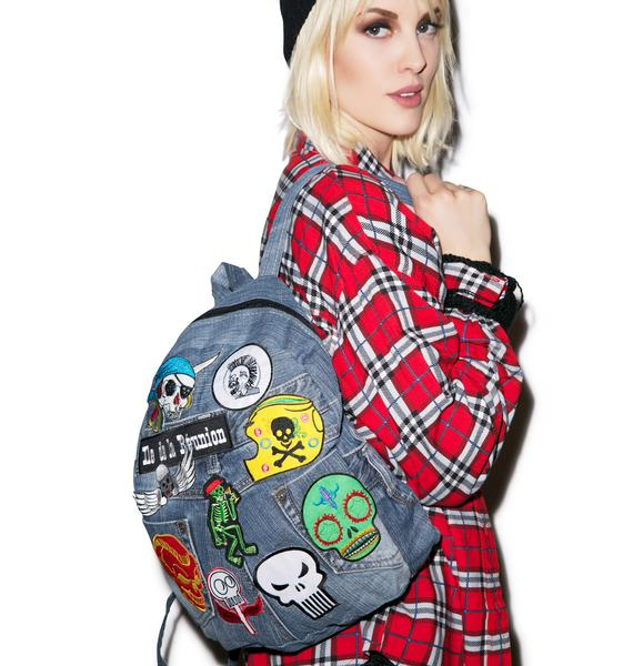 Take My Skull Backpack