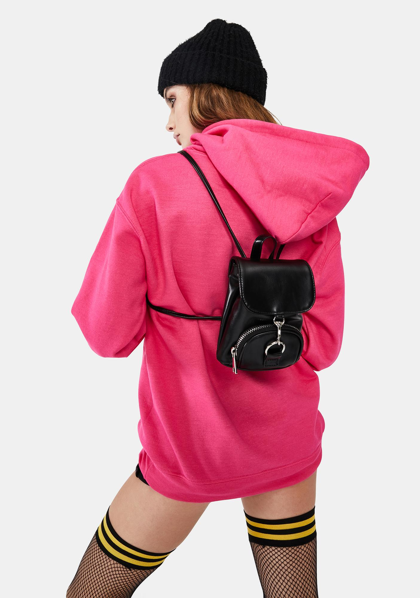 Current Mood Force Of Destruction Mini Backpack