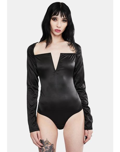 Elenor Long Sleeve Bodysuit