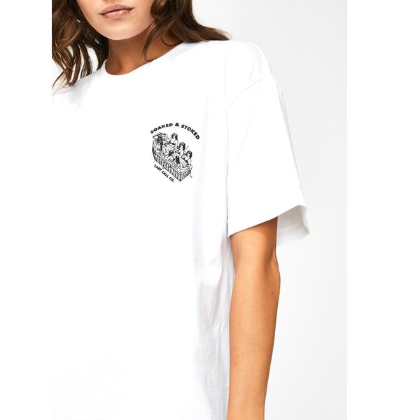 Last Call Co. Stoked Graphic Tee