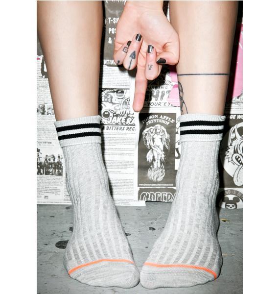 Stance Sirianna Heather Anklet Sock