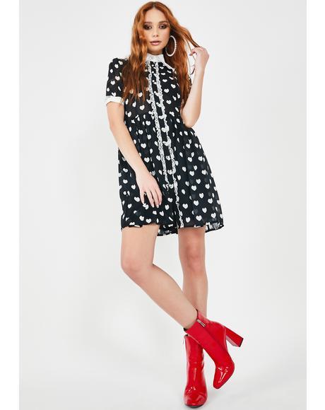 Duchess Mini Smock Dress