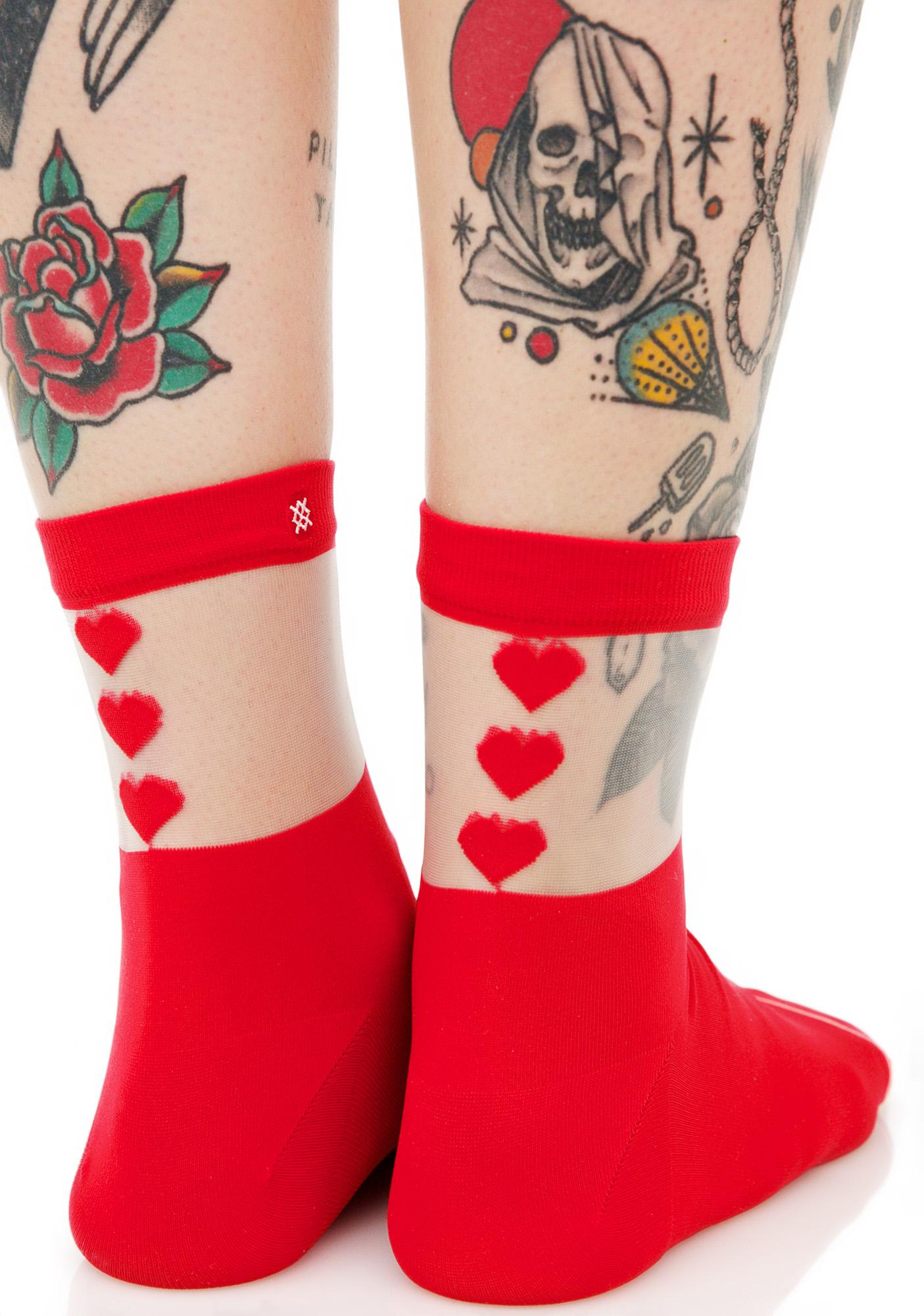 Stance 100 Perfect Ankle Socks
