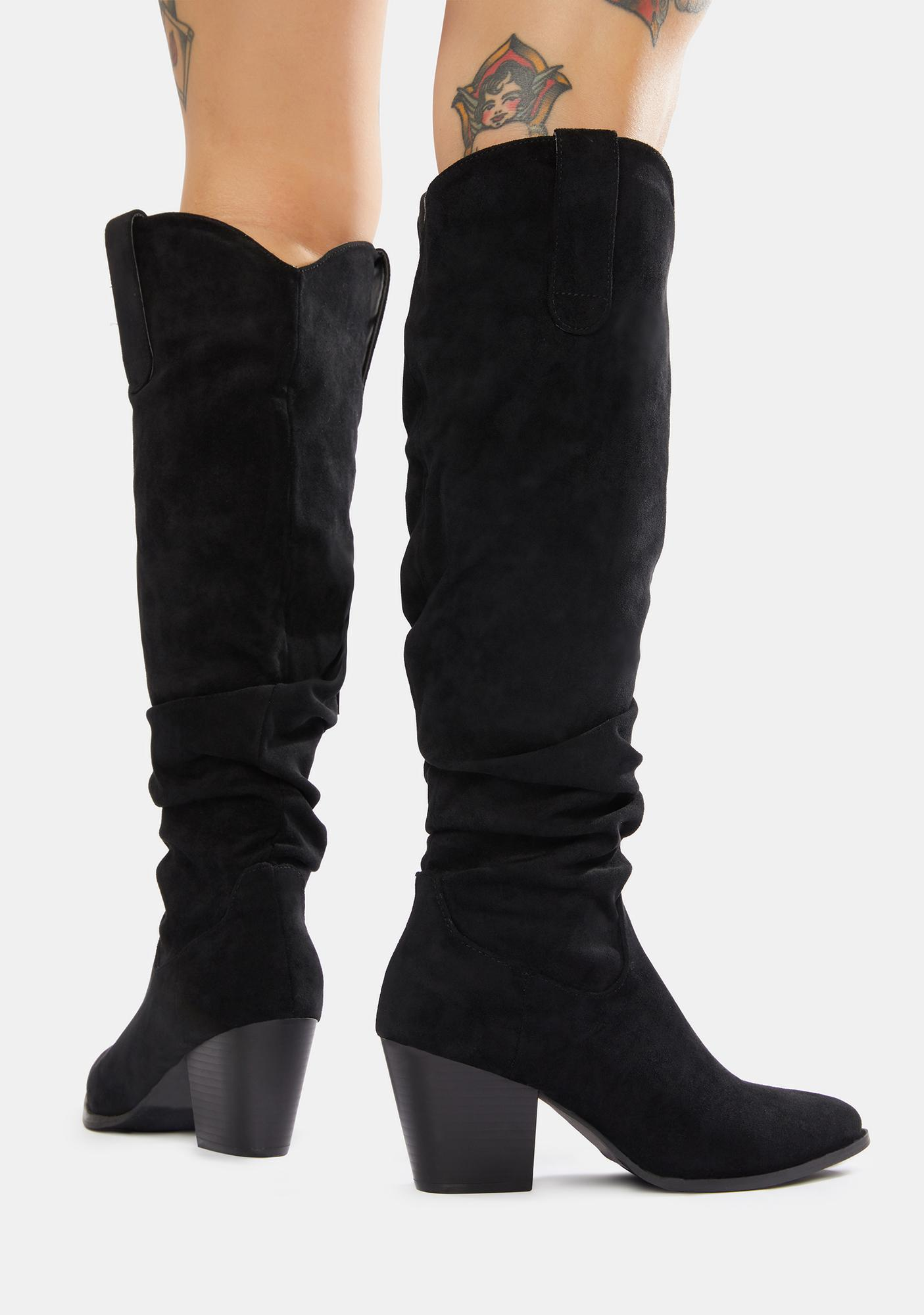 New In Town Cowboy Boots