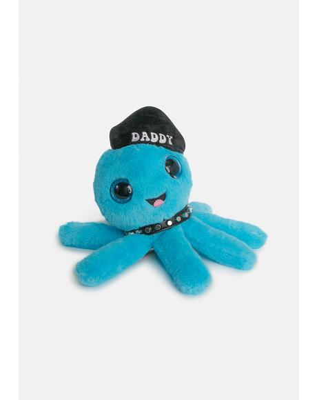 Octo Daddy Plushie