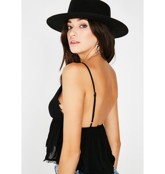 Night Soul Searchin' Cami Top