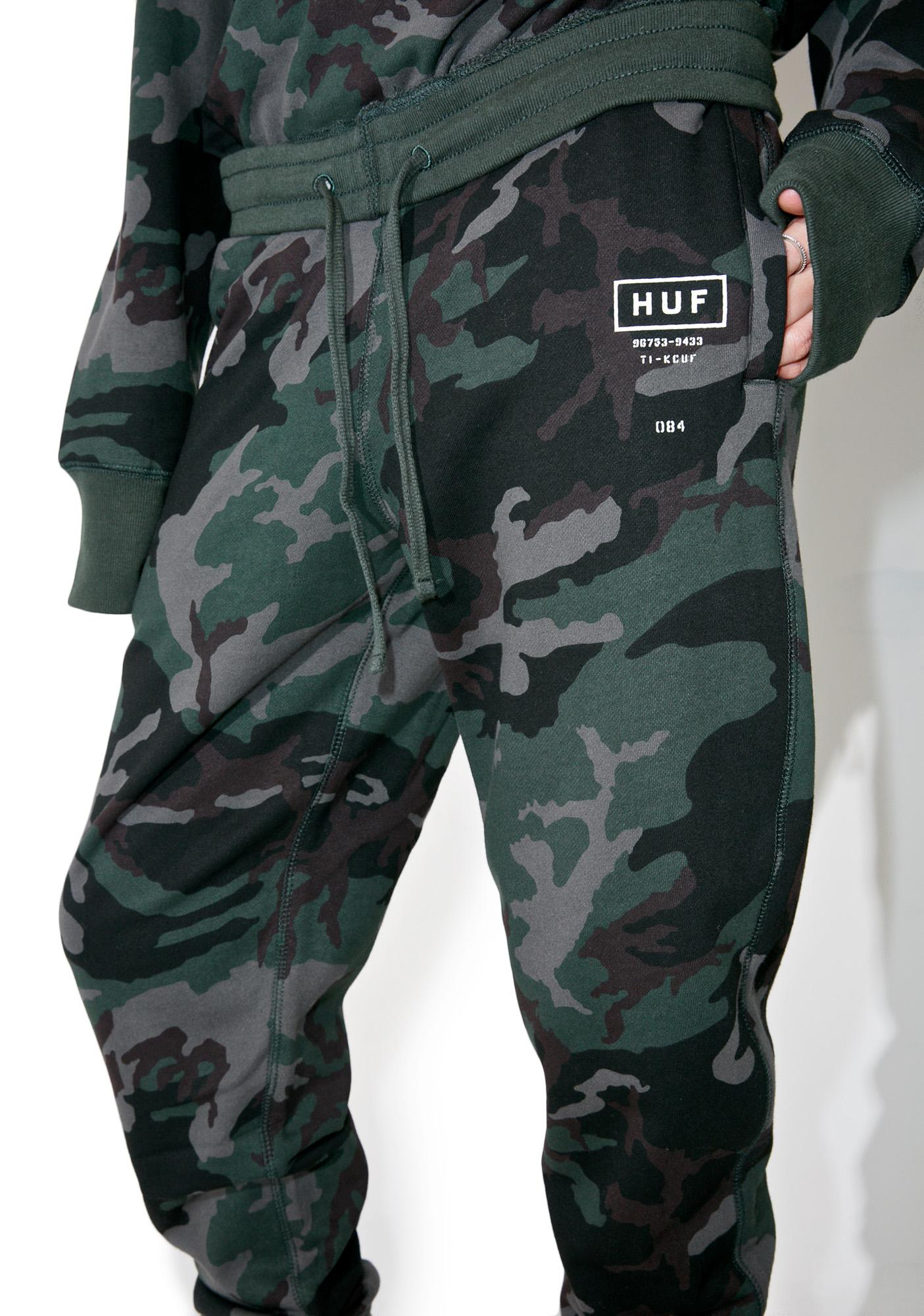 HUF Standard Issue Fleece Pants