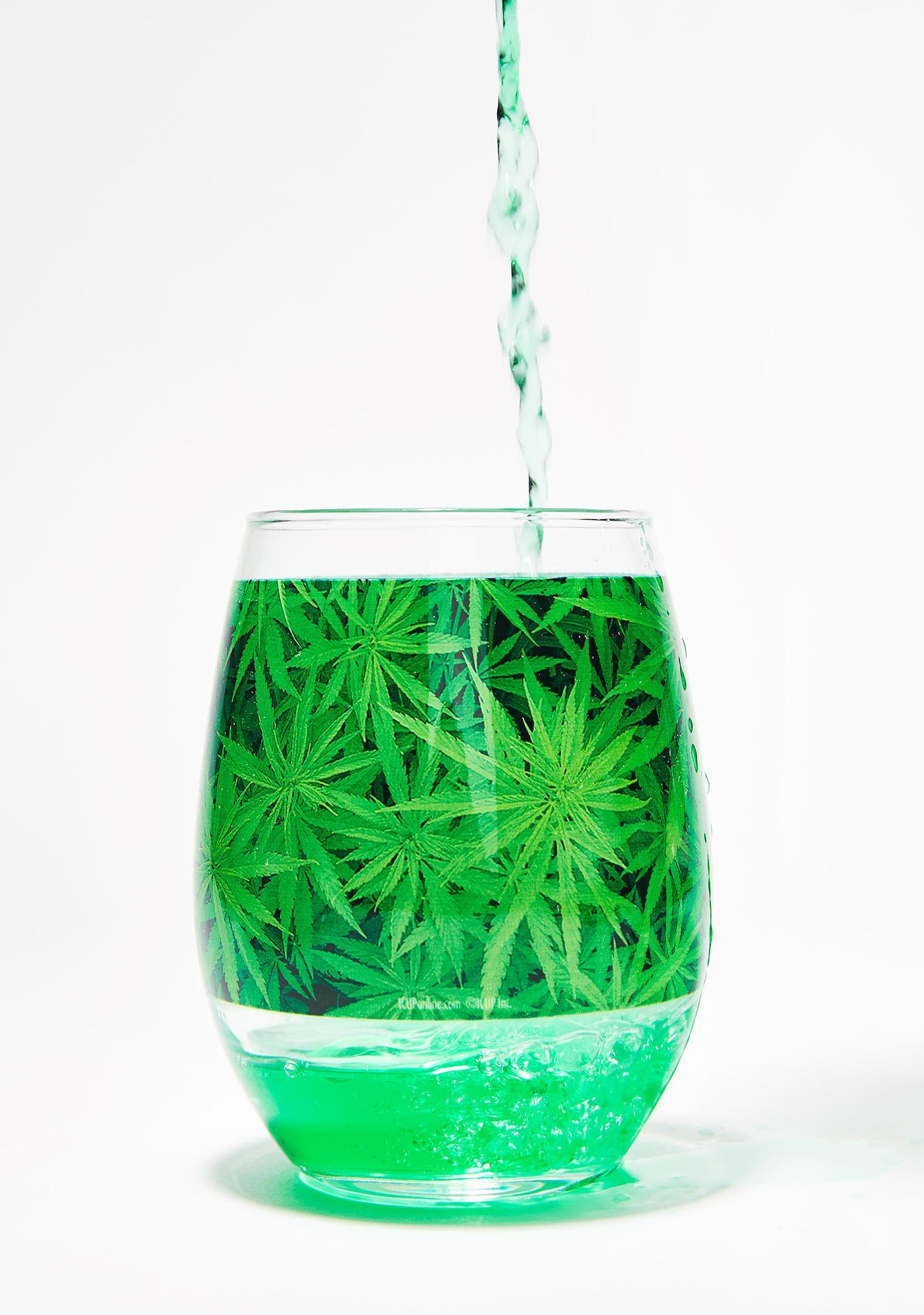 Stoney Wine Glass