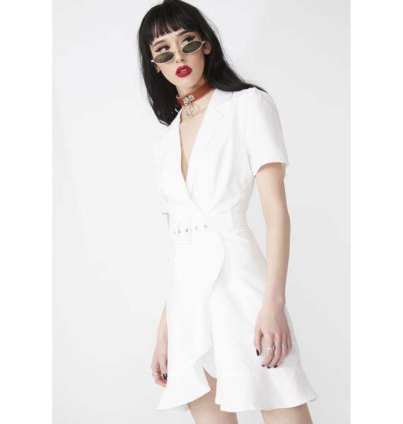 Bae In Control Mini Dress