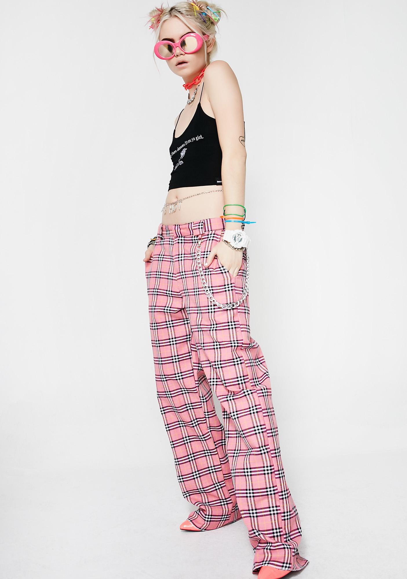 O Mighty Regina Pink Pants
