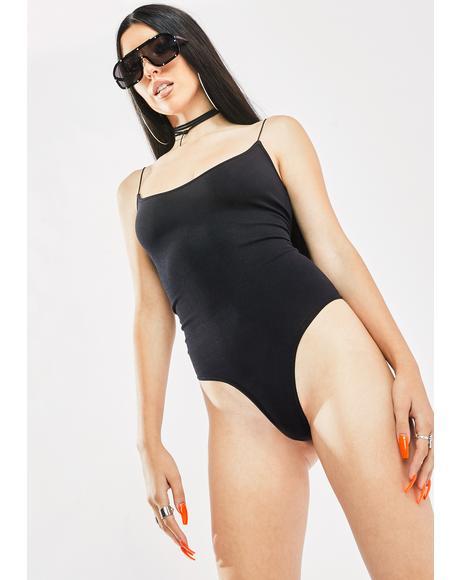 Real Life Beauty Cami Bodysuit