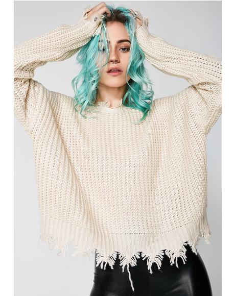 Jagged Little Pill Sweater