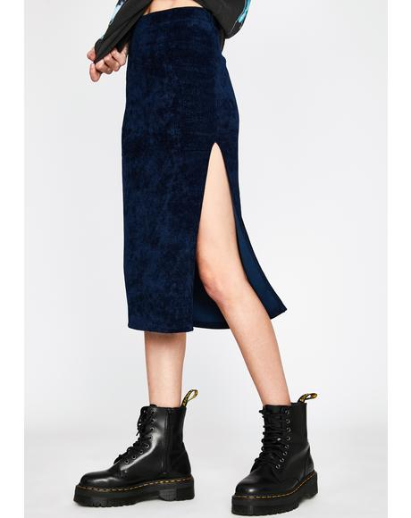 Just Homies Midi Skirt