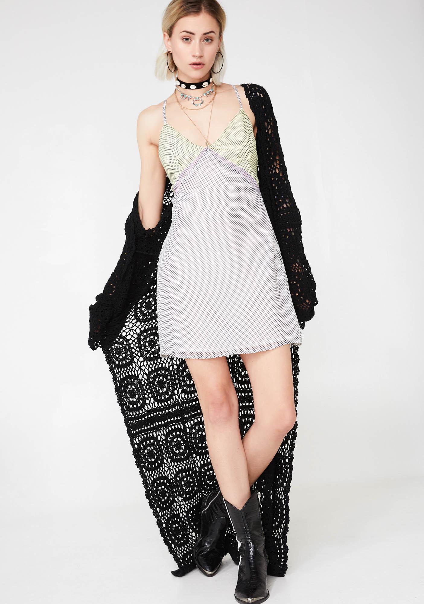 Mystic Manifest Mini Dress