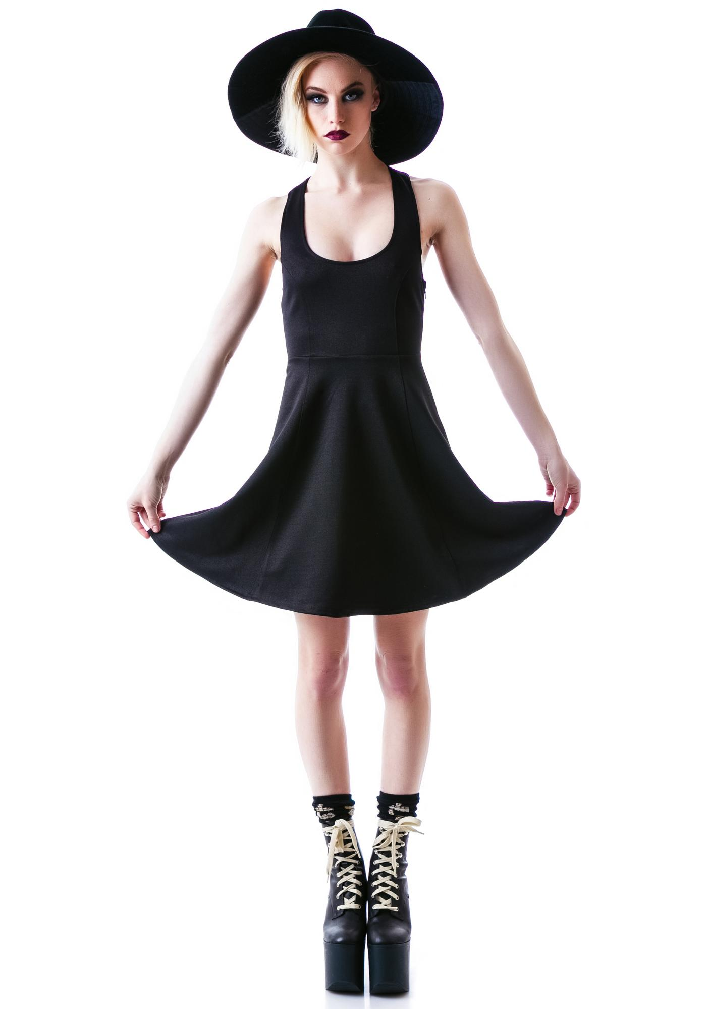 Mink Pink The Black Dress