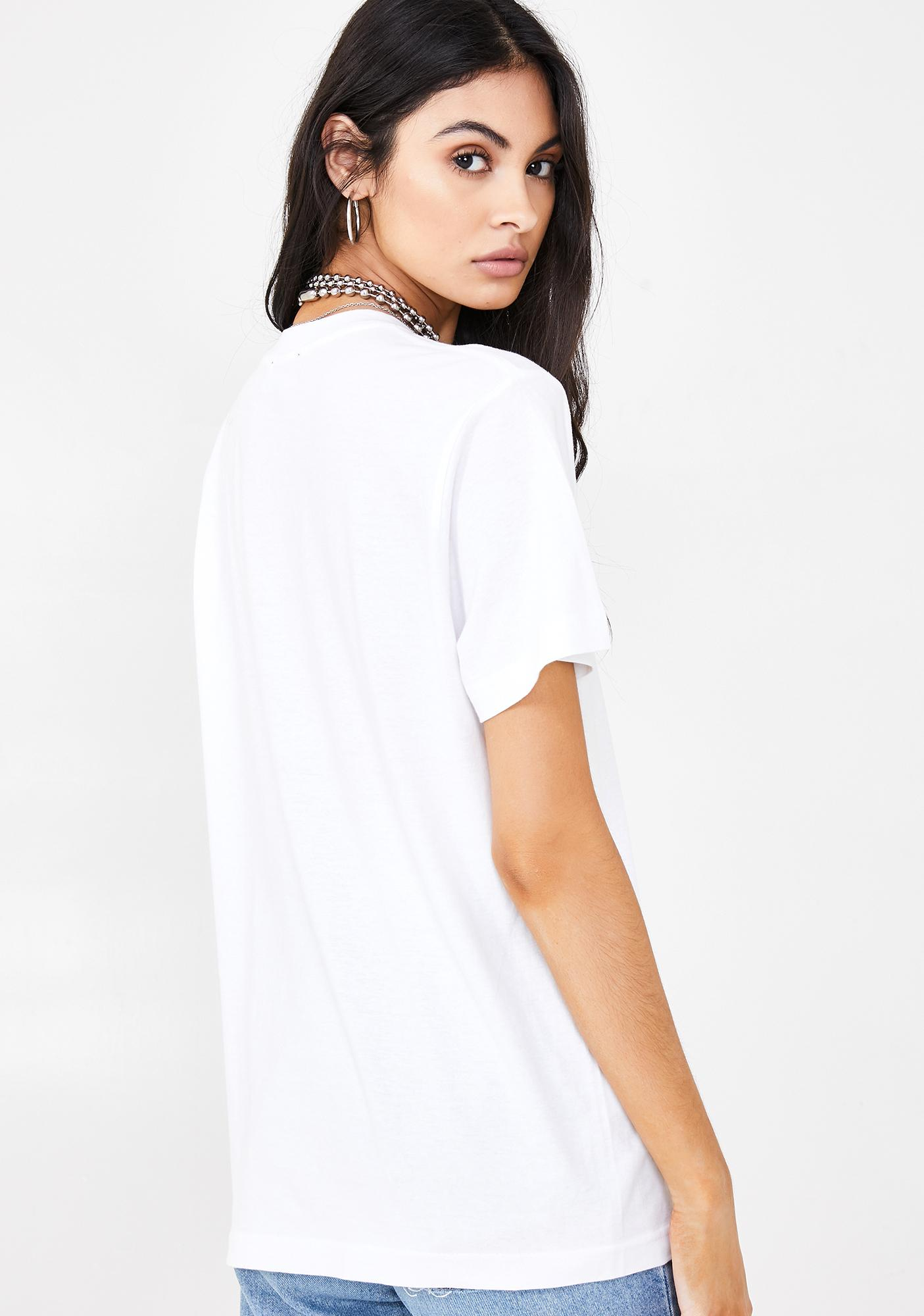 NEW GIRL ORDER Paws Not Straws Graphic Tee